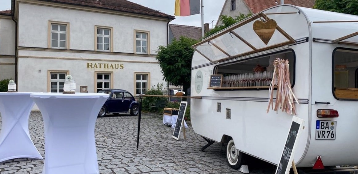 Urban Challenge Mobile Catering Bar